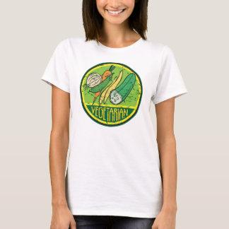 Vegetarian Grunge T-Shirt