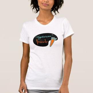 Vegetarian Inside T-shirts