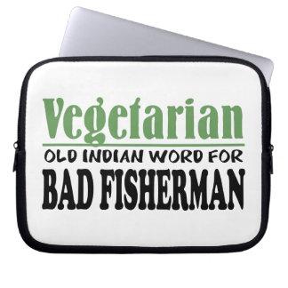 Vegetarian Laptop Sleeve