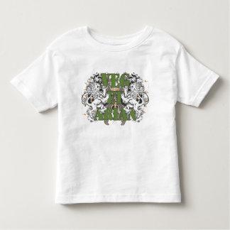 Vegetarian Lions Toddler T-shirt