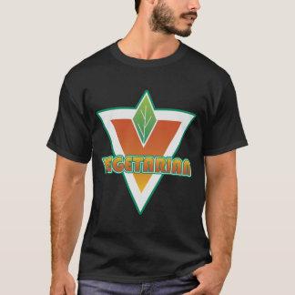 Vegetarian Logo T-Shirt