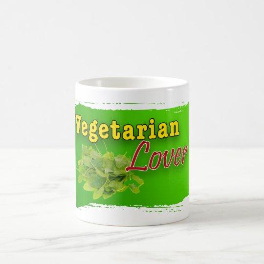 Vegetarian Lover Coffee Mug