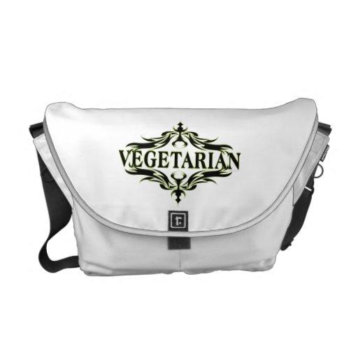 Vegetarian Messenger Bags