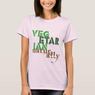 Vegetarian Naturally T-Shirt