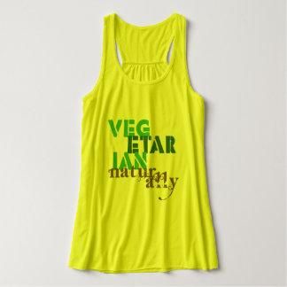 Vegetarian Naturally Tank Top