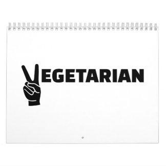 Vegetarian peace calendar
