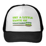 Vegetarian Peas Trucker Hats