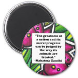 Vegetarian Quote Magnets