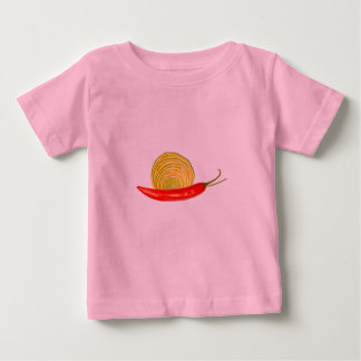 Vegetarian snail, ideally tons of ADDs your own Baby T-Shirt