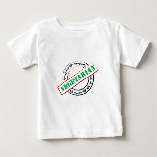 Vegetarian Stamped T-shirt