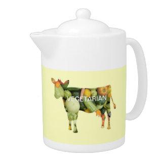 Vegetarian Teapot
