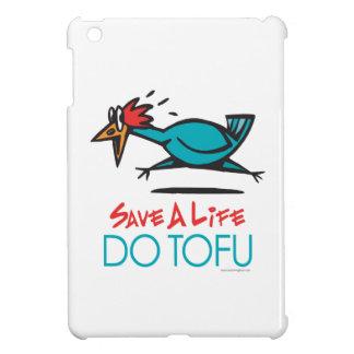 Vegetarian Tofu Dinner Cover For The iPad Mini