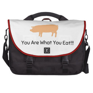 Vegetarian/Vegan Bag For Laptop