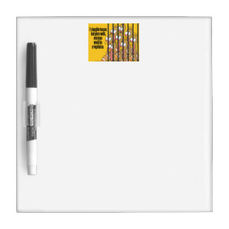 Vegetarian, Vegan Dry Erase Boards