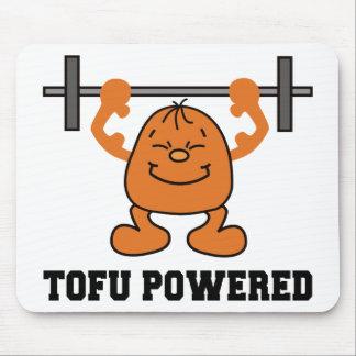 Vegetarian Vegan Tofu Powered Mouse Pad