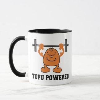 Vegetarian Vegan Tofu Powered Mug