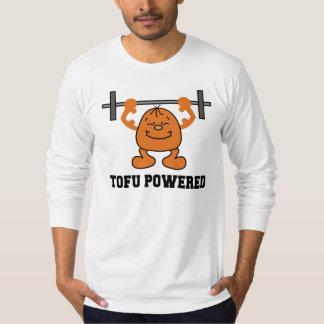 Vegetarian Vegan Tofu Powered T-Shirt