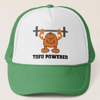 Vegetarian Vegan Tofu Powered Trucker Hat
