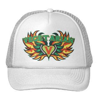 Vegetarian Wings Hat