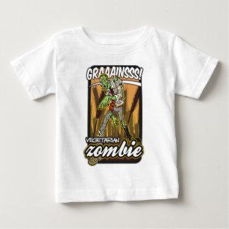 Vegetarian Zombie Baby T-Shirt