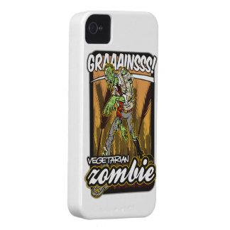 Vegetarian Zombie Case-Mate iPhone 4 Cases