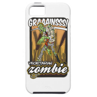 Vegetarian Zombie iPhone 5 Cases