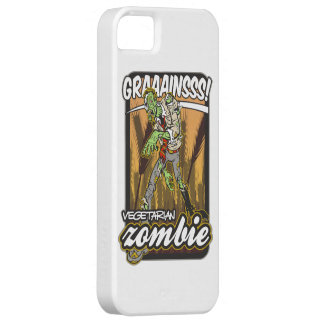 Vegetarian Zombie iPhone 5 Cover