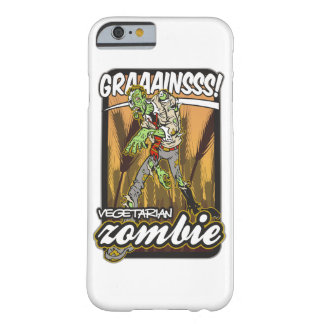 Vegetarian Zombie Barely There iPhone 6 Case
