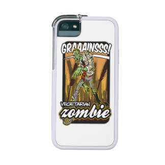 Vegetarian Zombie Case For iPhone 5/5S