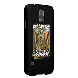 Vegetarian Zombie Galaxy S5 Cover