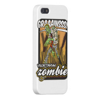 Vegetarian Zombie iPhone SE/5/5s Case