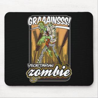 Vegetarian Zombie Mousepad
