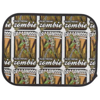 Vegetarian Zombie Floor Mat