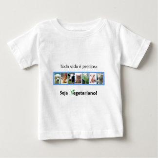 Vegetarianism Baby T-Shirt