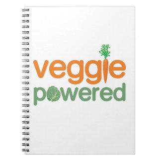 Vegetariano accionado verdura del Veggie