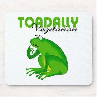 Vegetariano de Toadally Alfombrillas De Raton