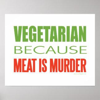 Vegetariano Poster