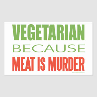 Vegetariano Rectangular Altavoz