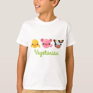 Vegetariano Playera