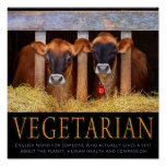 ¡Vegetariano! Posters
