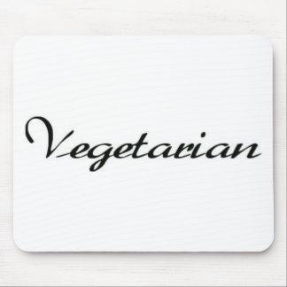 Vegetariano Tapete De Ratón