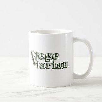 Vegetariano Taza De Café