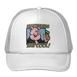 Vegetarians are Cool Trucker Hat