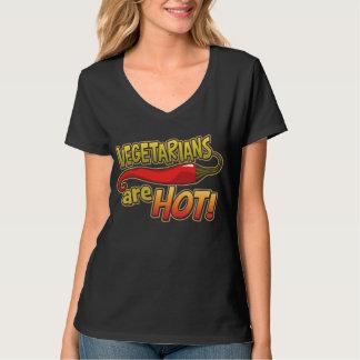 Vegetarians Are Hot T-Shirt