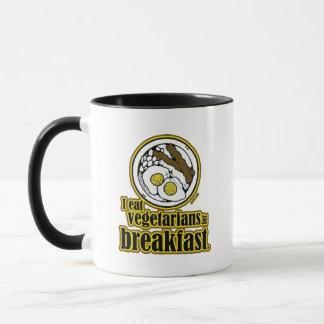 Vegetarians for Breakfast Mug