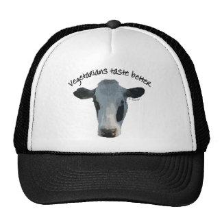 Vegetarians Taste Better Trucker Hat
