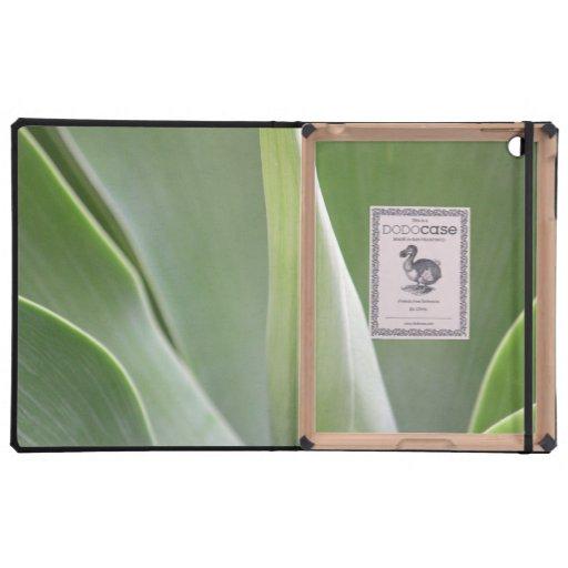 Vegetation iPad Folio Cases