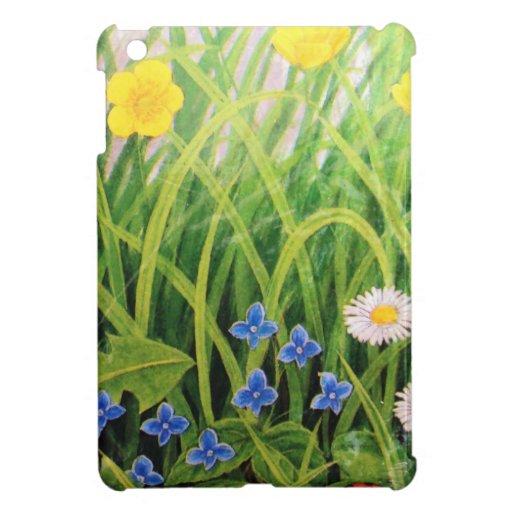 vegetation image iPad mini cases