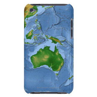 Vegetation Map 2 Barely There iPod Cover