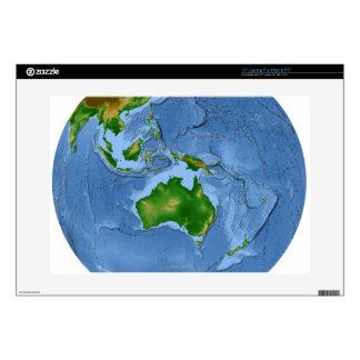 Vegetation Map 2 Laptop Skin